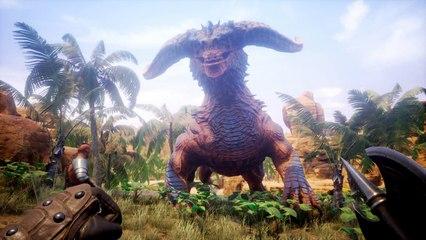 Xbox One & PC Announcement Trailer de Conan Exiles