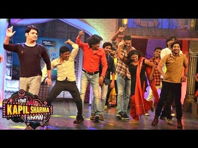 The Kapil Sharma Show - Sairat Special - Rinku Rajguru, Akash Thosar  Interview