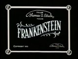 Frankenstein by Thomas Edison (1910)