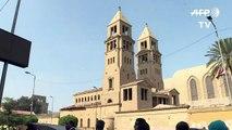 Attentat à la bombe dans une église au Caire