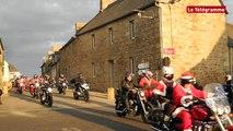 Hôpital de Trestel. 300 motos au Noël des Motards pour les enfants polyhandicapés