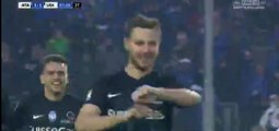 Jasmin Kurtic Goal - Atalanta 1-1 Udinese 11.12.2016