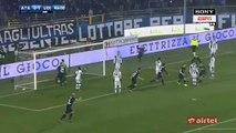 Jasmin Kurtić Goal HD - Atalanta 1-1 Udinese - 11.12.2016 HD