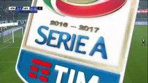 Atalanta 1-1 Udinese -Kurtic Goal HD -  - 11.12.2016