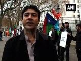 Stop genocide! Baloch activists protest against Pak atrocities in Balochistan
