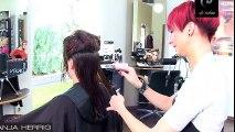 coiffure cheveux long | Longue coupe de cheveux | Coupe de cheveux tendance femme | Stevebryant
