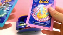 Tinti samuser dans le bain samuser avec les vagues – Jeu pour le bain avec des bâteaux