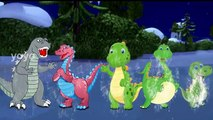 Dinosaur Finger Family | Nursery Rhymes | Rhymes For Kids | Mother Poems | Childrens Rhymes