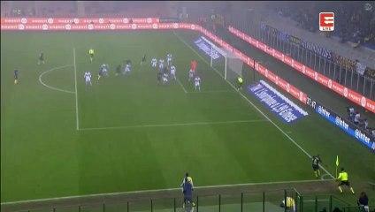 Marcelo Brozovic Goal HD - Inter1-0Genoa 11.12.2016