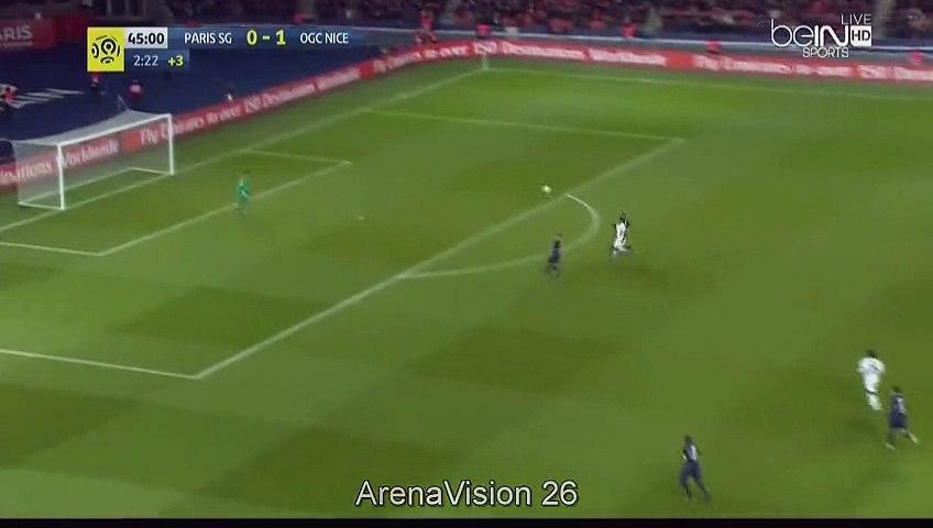 Alessane Plea Goal HD - PSG 0-2 Nice 11.12.2016