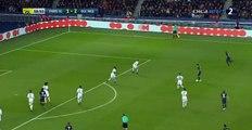 Edinson Cavani Second Goal PSG vs Nice 2 2 11 12 2016