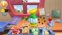 Little panda Candy Shop, Fun Educational game - Candies, lollipops, animals and colors by Babybus