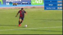 Bernardo Nicolas Cuesta Goal HD - Melgar 1-0 Sporting Cristal 11.12.2016