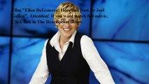 Watch Ellen DeGeneres: Here and Now 2004 Online HD