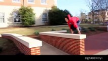 Extreme Parkour Fails 2016 - Best of Parkour Crashes Falls and Epic Fails