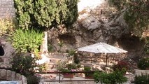 Garden Tomb and Gethsemane, Where Jesus Prayed before Crucifixion - Israel Tour