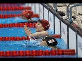 Swimming | Women's 100m Backstroke S14 final | Rio 2016 Paralympic Games
