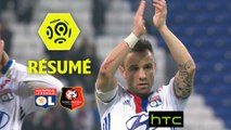 Olympique Lyonnais - Stade Rennais FC (1-0)  - Résumé - (OL-SRFC) / 2016-17
