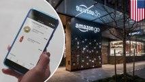 Amazon membuka toko swalayan tanpa kasir - Tomonews