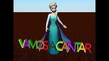 las vocales canción infantil - a e i o u - Las vocales en español para niños - Sílabas