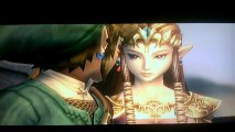 The Legend of Zelda Twilight Princess - Final Battle Ganon Vs Link and Zelda