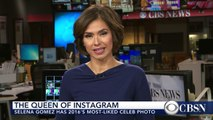 Selena Gomez is Instagrams most-followed