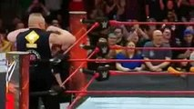 Brock Lesnar vs Goldberg Face to Face - WWE Raw 14 november 2016 - WWE Raw 14_11_16 HD