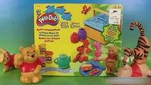 Play Doh Winnie lourson Pâte à modeler Le pique-nique de Winnie et ses amis Pooh 'N Friends Picnic