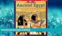 READ Read-Aloud Plays: Ancient Egypt: 5 Short Plays for the Classroom With Background Information,