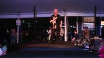 Chris Drummond sings 'Jailhouse Rock' Elvis Week 2016