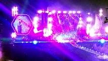 Demande en mariage sur scène au concert de Coldplay à Melbourne