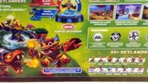 Skylanders: Swap Force Starter Pack Unboxing - Skylanders Toys