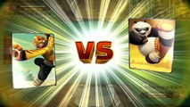 Kung Fu Panda Battle Of Destiny - Kung Fu Panda 3 Game Movie Based FUN for Kids