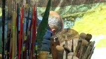 L'Atelier des fac-similés du Périgord, petites mains de Lascaux