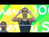 Swimming | Women's 100m Butterfly S13 heat 1 | Rio 2016 Paralympic Games