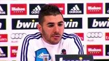 Karim Benzema s'attire les foudres de la police espagnole