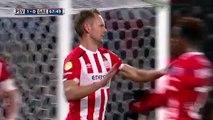 Highlights I PSV Eindhoven 1-0 Go Ahead Eagles