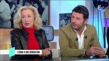 Brigitte Fossey et Philippe Lellouche - C L'hebdo - 10/12/2016