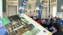 """Les donateurs de """"J'aime Limoges - Je suis son mécène"""" reçus à la mairie"""