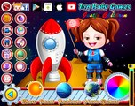 Baby Hazel Games | Dress up Games - Astronaut | Baby Games | Free Games | Games for Girls