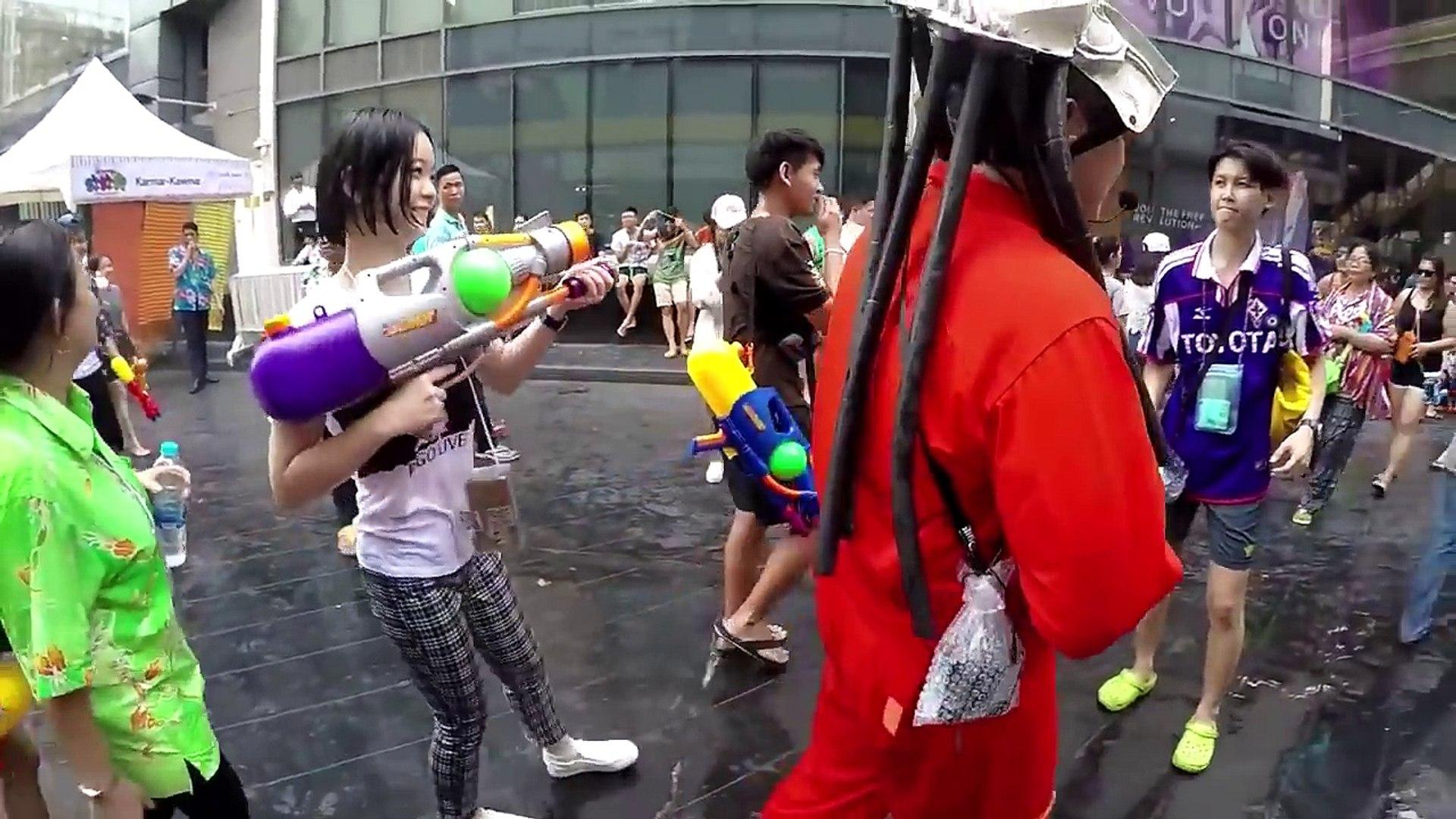 Bigo Thailand  Live at Songkran Festival Part 2