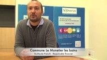 Témoignage Chorus Pro - Commune Le Monetier les Bains