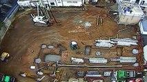 Timelapse de la rénovation du siège social de Logéal Immobilière