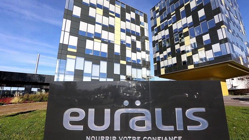 Christian Pèes, le président d'Euralis évoque la baisse du chiffre d'affaires de son groupe