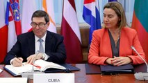 Új időszak nyílt az Európai Unió és Kuba kapcsolatában