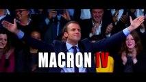 Quand Macron se prend pour Rocky