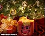 La chanson de la nouvelle année, bonne année humour, carte voeux animée