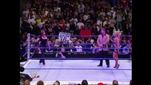 Vince McMahon, Sable, Stephanie McMahon and The Undertaker Segment