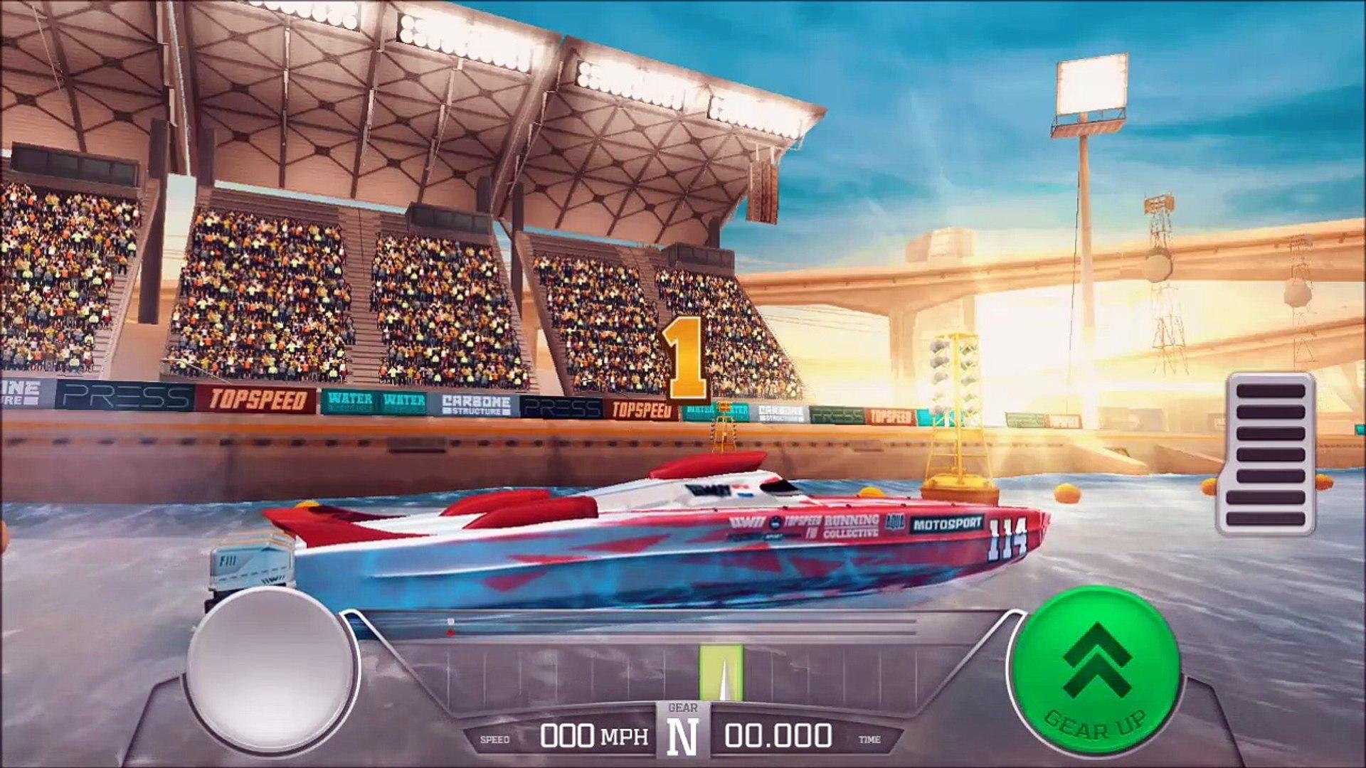 Top Boat Racing Simulator 3d Mod Apk Unlimited Money