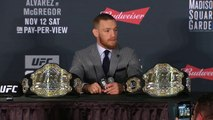 Conor McGregor's full UFC 205 post-fight press conference ¦ UFC 205